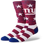 Stance Men's New York Giants Banner Socks