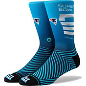 Stance Super Bowl LIII Champions New England Patriots Socks