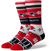 Stance New England Patriots Sweater Socks