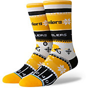 Stance Pittsburgh Steelers Sweater Socks