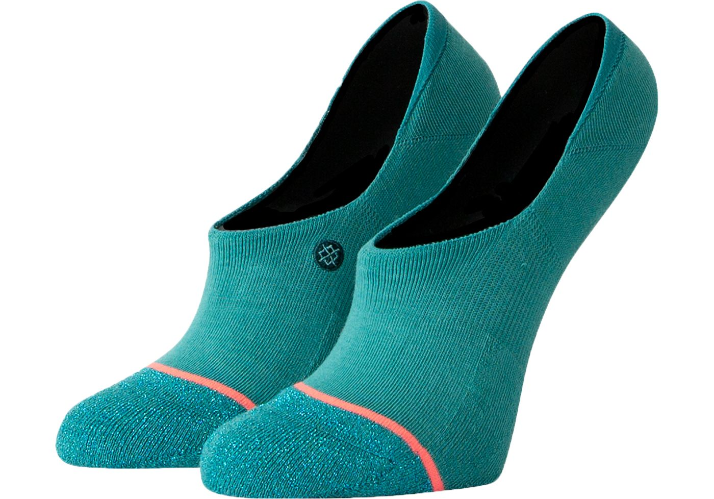 Stance Women's Glowing No Show Socks