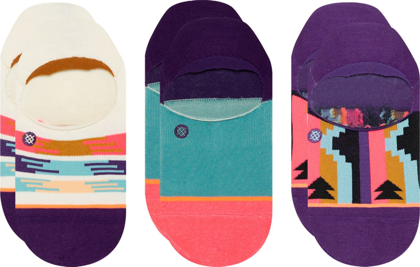 Stance Women's Haze No Show Socks - 3 Pack