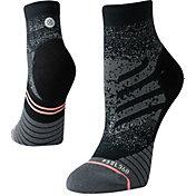 Stance Women's Uncommon Run Quarter Socks