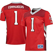 Starter Men's San Antonio Commanders Gen 1 Red Jersey