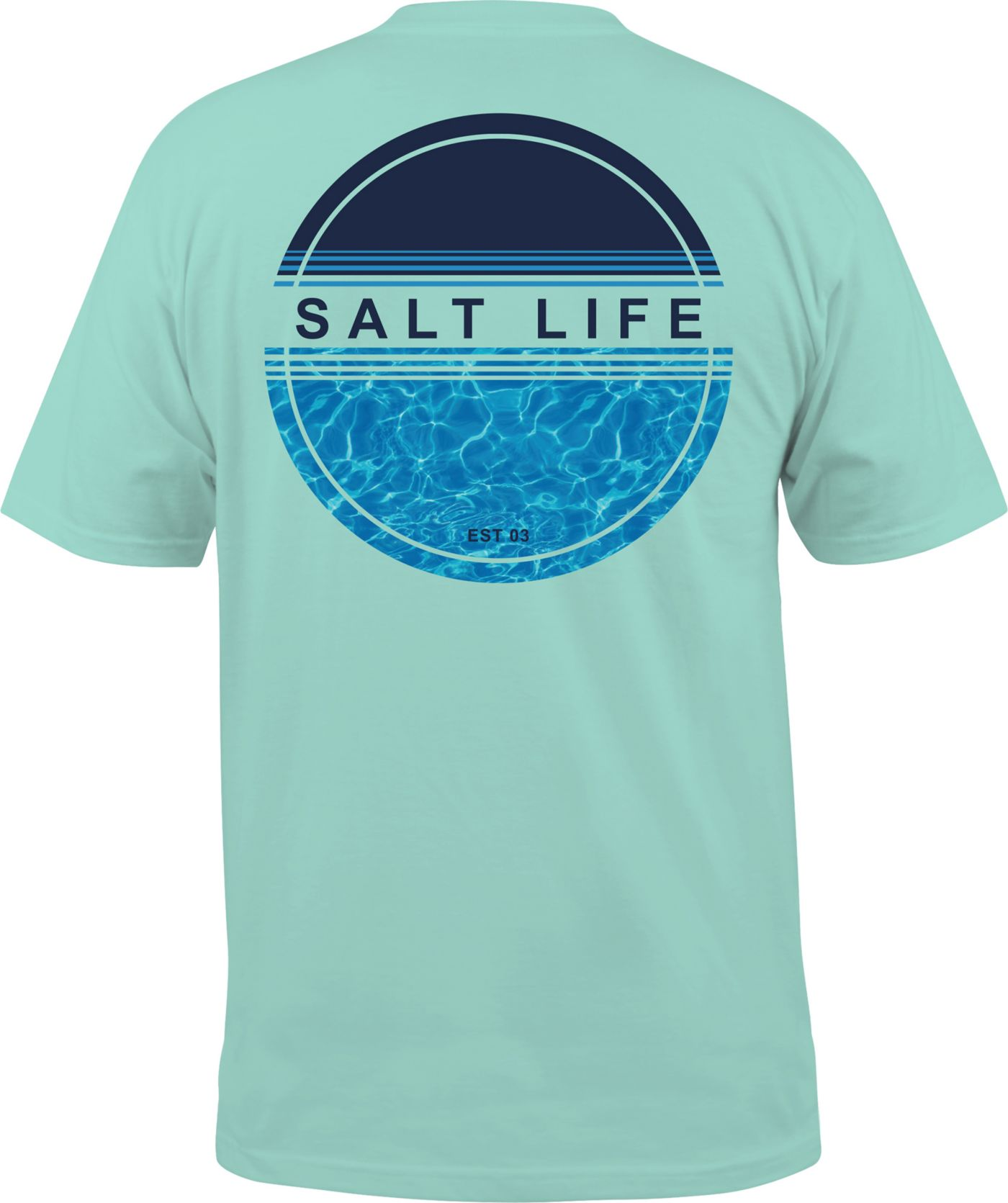 Salt Life Men's Calm Waters T-Shirt