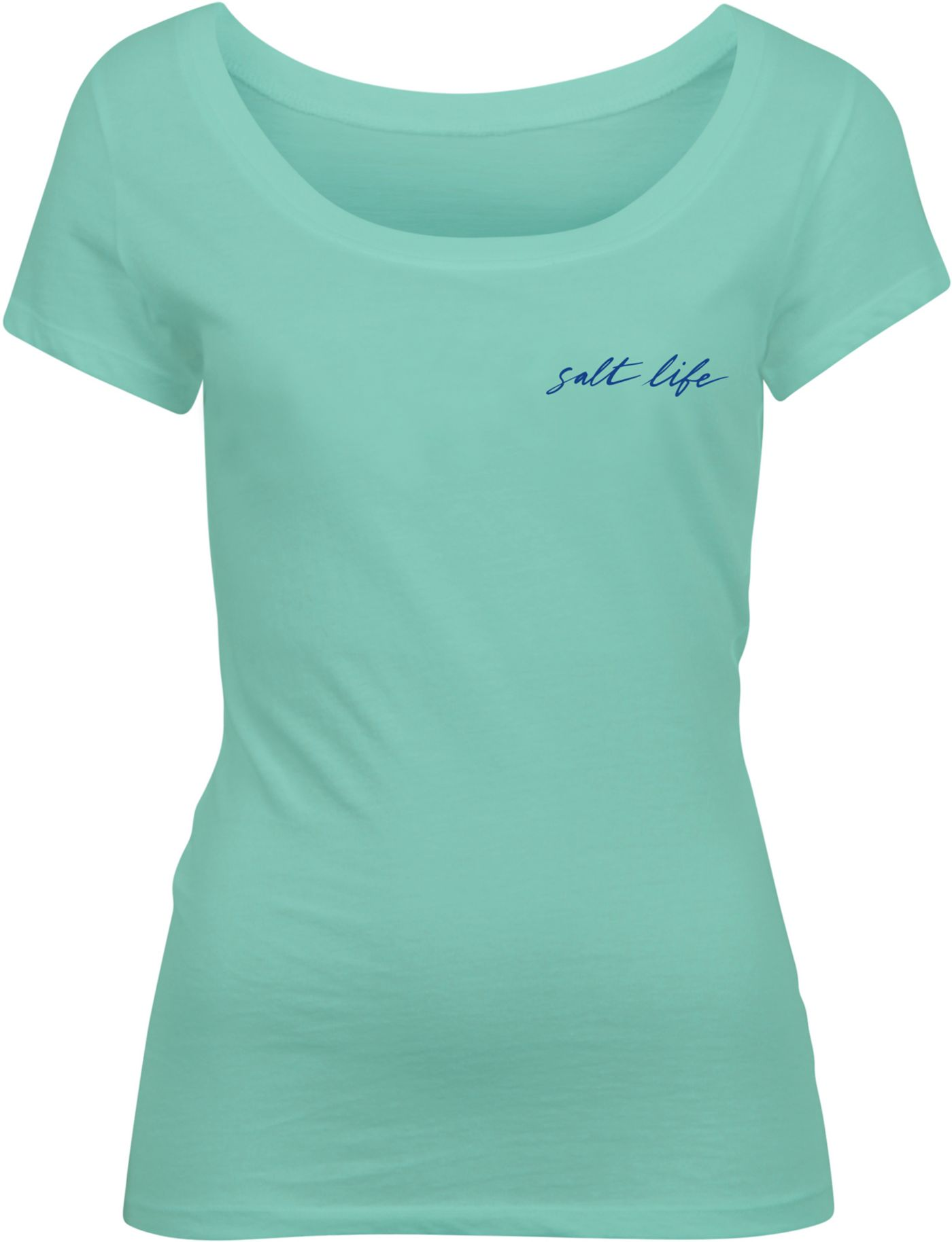 Salt Life Women's Good Times Scoop Neck T-Shirt