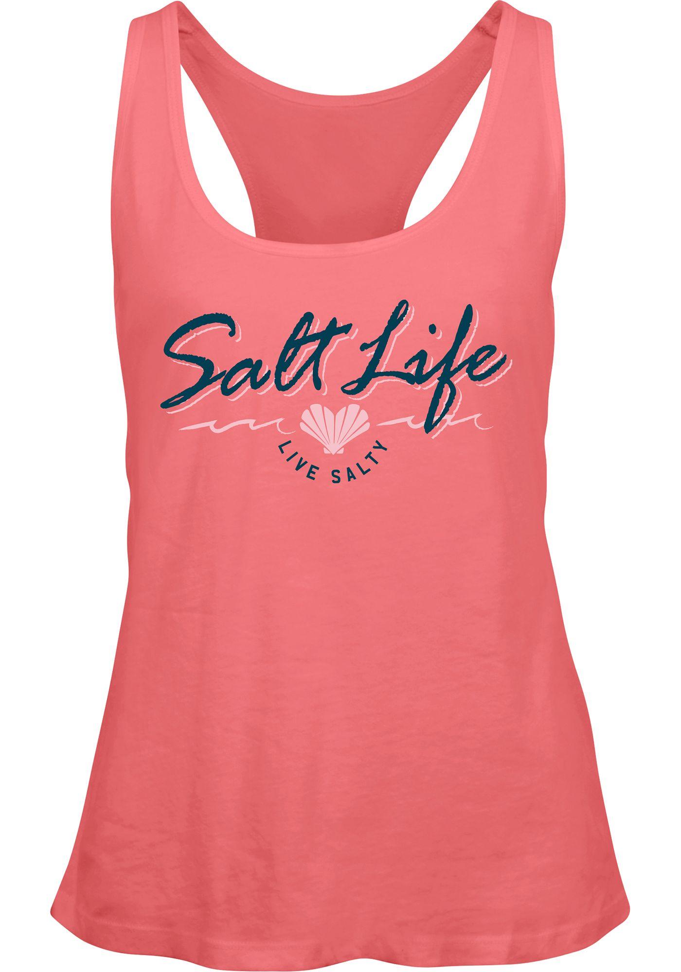Salt Life Women's Heart Life Tank Top