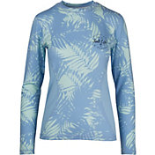 Salt Life Women's Endless Palms Long Sleeve Shirt