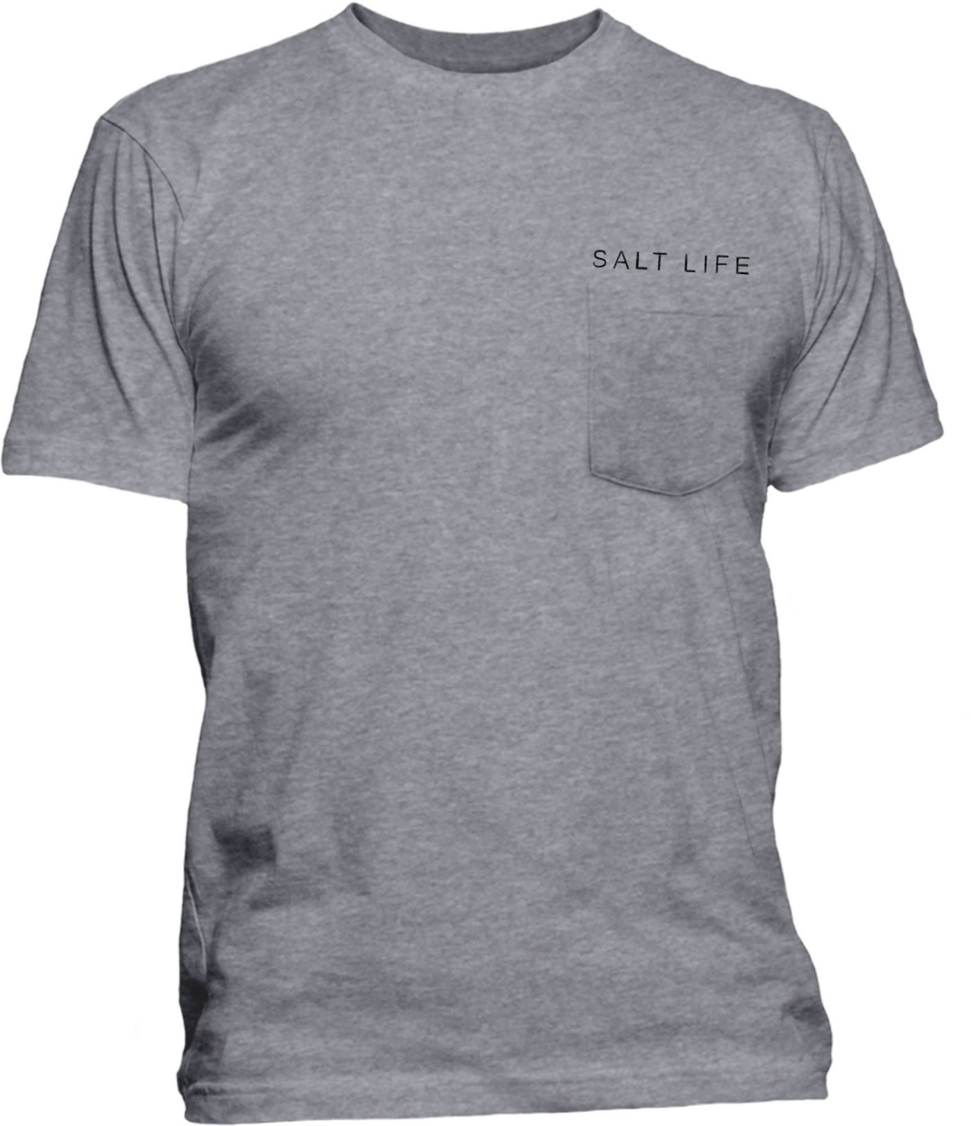 Salt Life Men's Salt Quiver Pocket T-Shirt