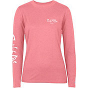 Salt Life Women's State of Mind Long Sleeve Shirt