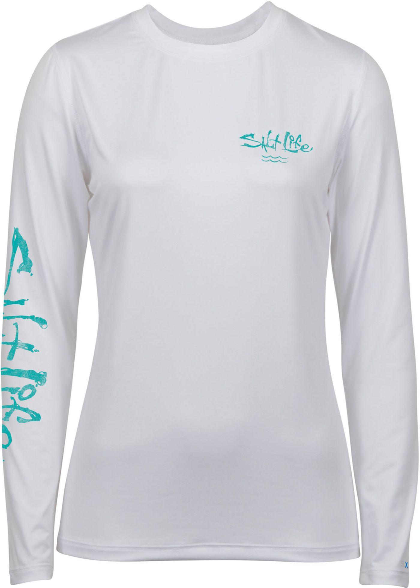 Salt Life Women's State of Mind Long Sleeve Shirt