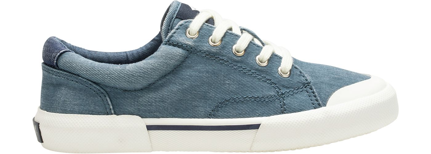 Sperry Kids' Striper II Canvas Casual Shoes
