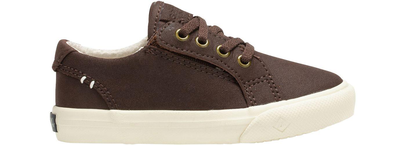 Sperry Kids' Striper II Jr. Leather Casual Shoes