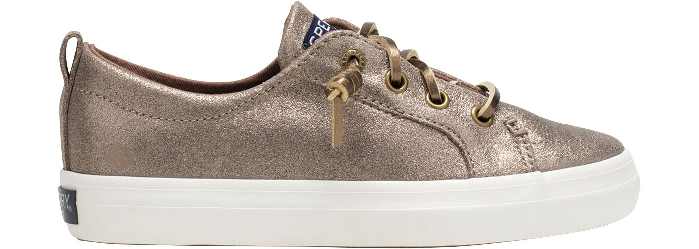 Sperry Kids' Crest Vibe Sparkle Casual Shoes