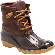 Sperry Kids' Saltwater Waterproof Duck Boots