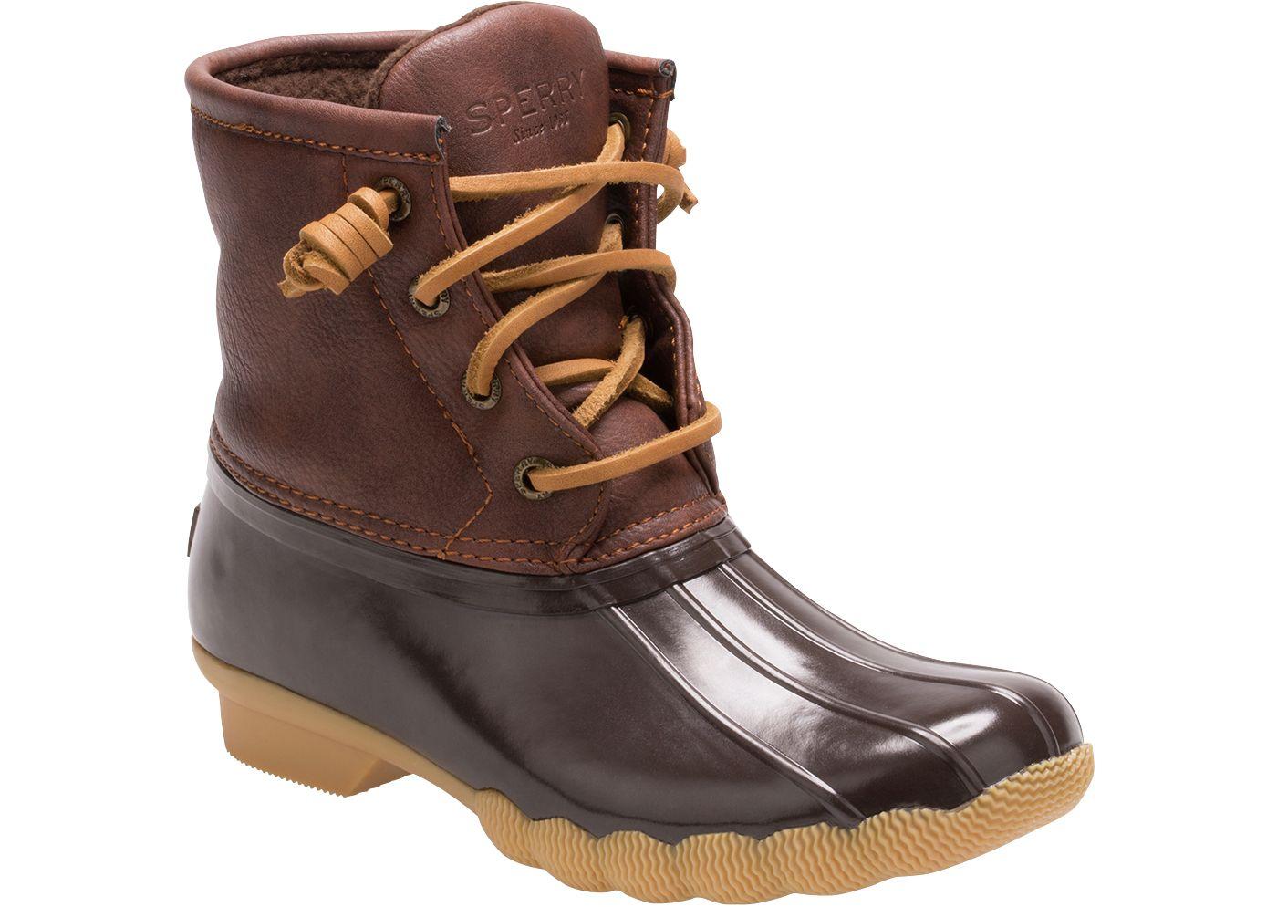 Sperry Kids' Saltwater Waterproof Winter Boots