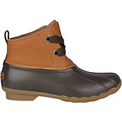 Sperry Women's Saltwater 2-Eye Waterproof Duck Boots