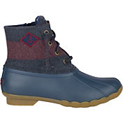 Sperry Women's Saltwater Wool Waterproof Duck Boots