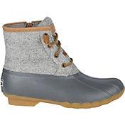 Sperry Women's Saltwater Wool Waterproof Winter Boots