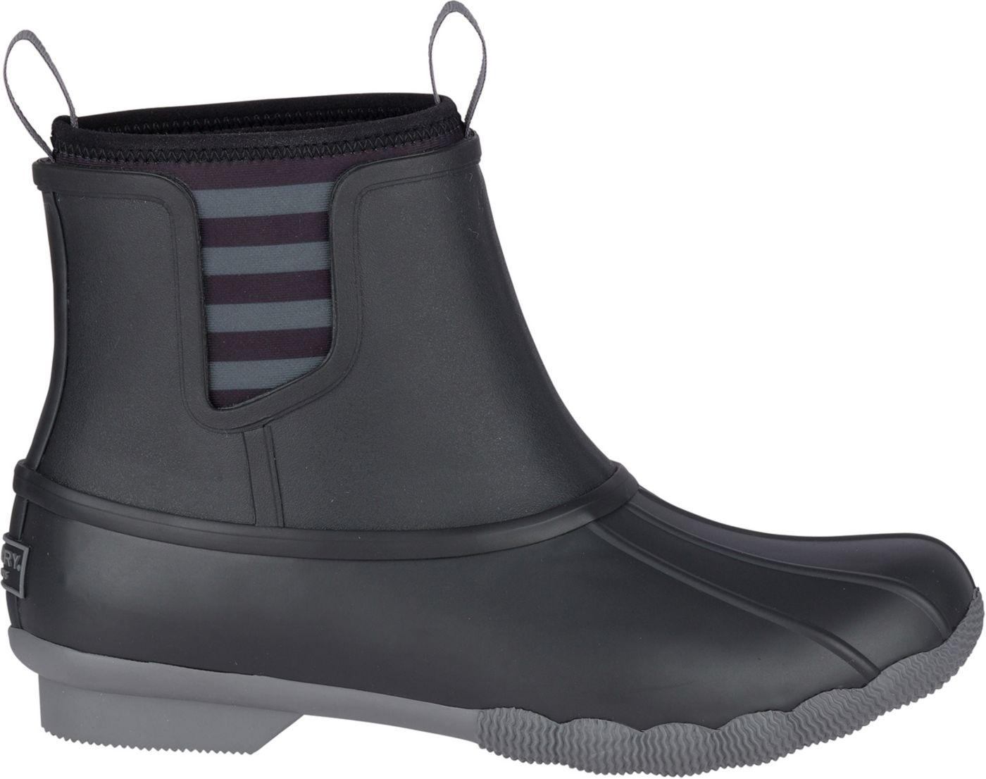 Sperry Women's Saltwater Chelsea Waterproof Winter Boots