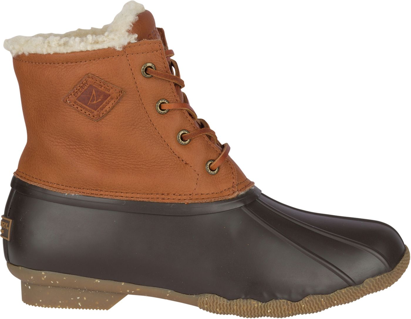Sperry Women's Saltwater Winter Lux 200g Waterproof Winter Boots