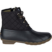 Sperry Women's Saltwater Quilted Waterproof Winter Boots