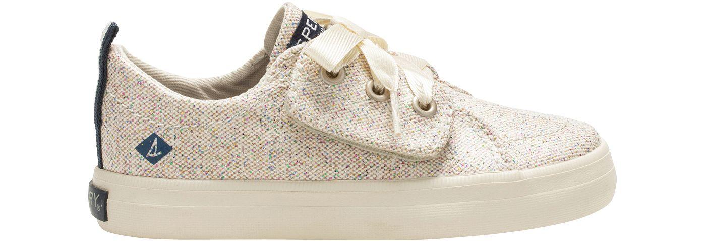 Sperry Kids' Crest Vibe Jr. Sparkle Casual Shoes