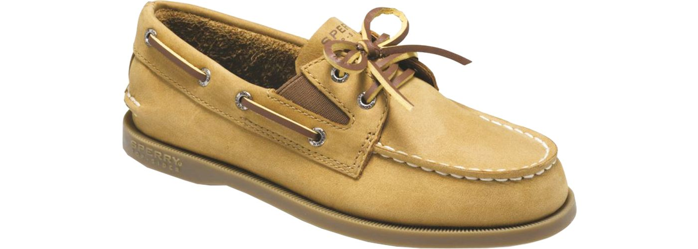Sperry Kids' Authentic Original Slip-On Boat Shoes