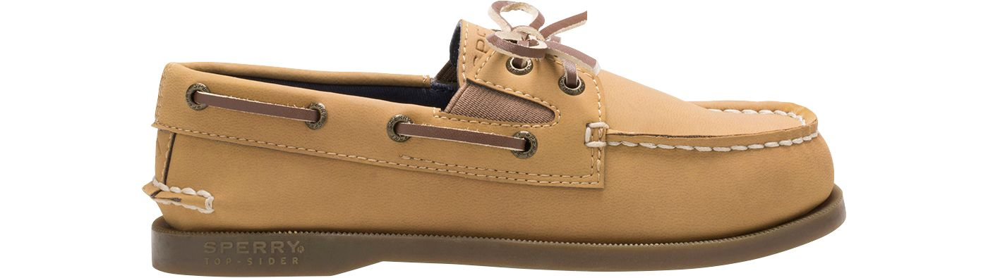 Sperry Kids' Authentic Original Jr. Slip-On Boat Shoes