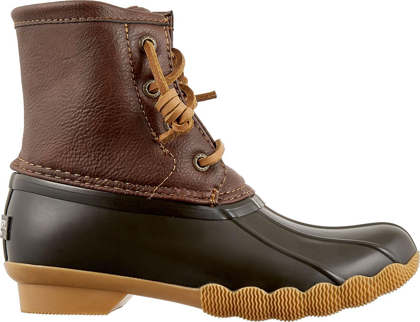 Sperry Kids' Saltwater Waterproof Casual Boots