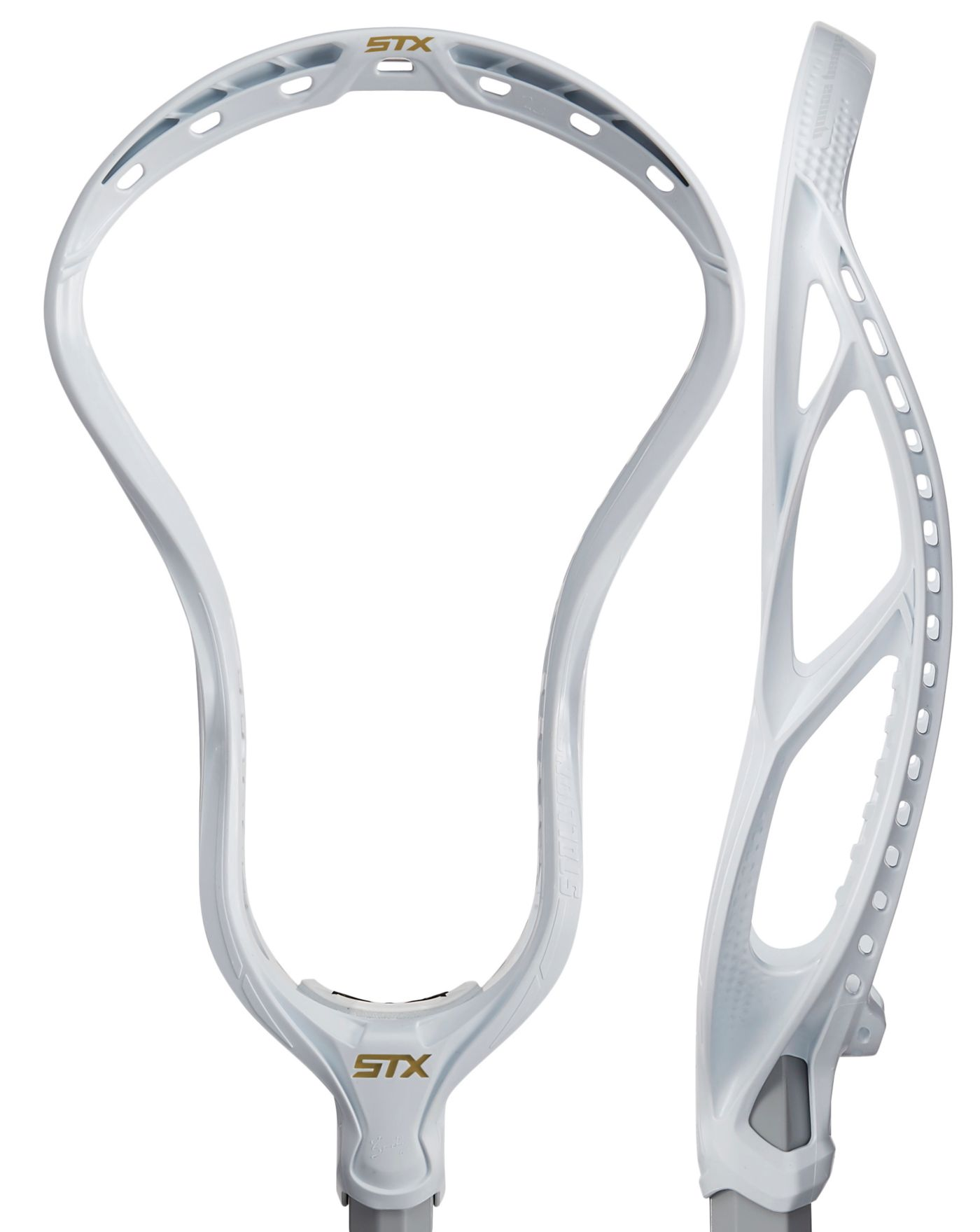 STX Men's Stallion Omega Unstrung Lacrosse Head