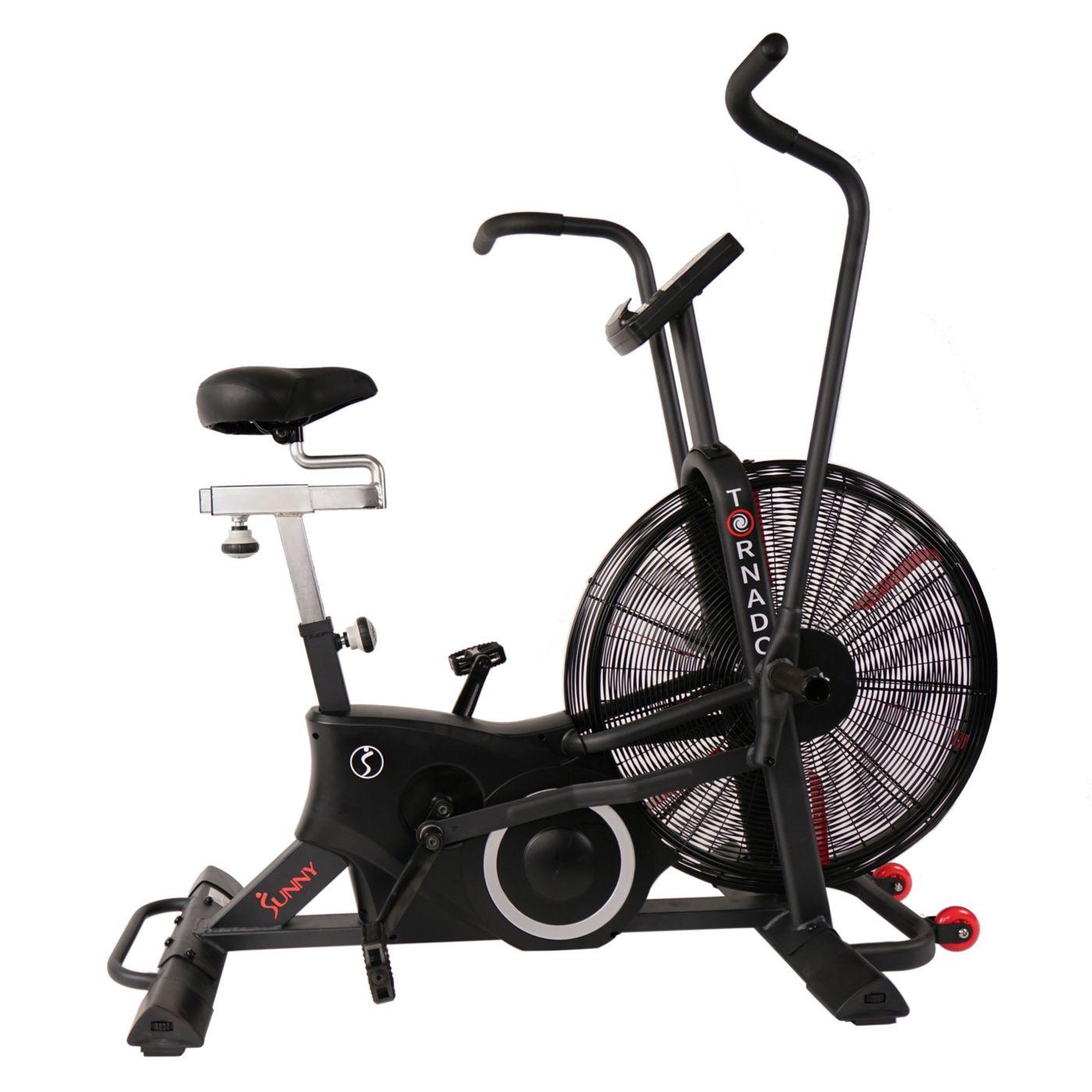 Sunny Health & Fitness Tornado LX Air Bike