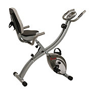 Sunny Health and Fitness SF-B2721 Comfort XL Folding Recumbent Bike