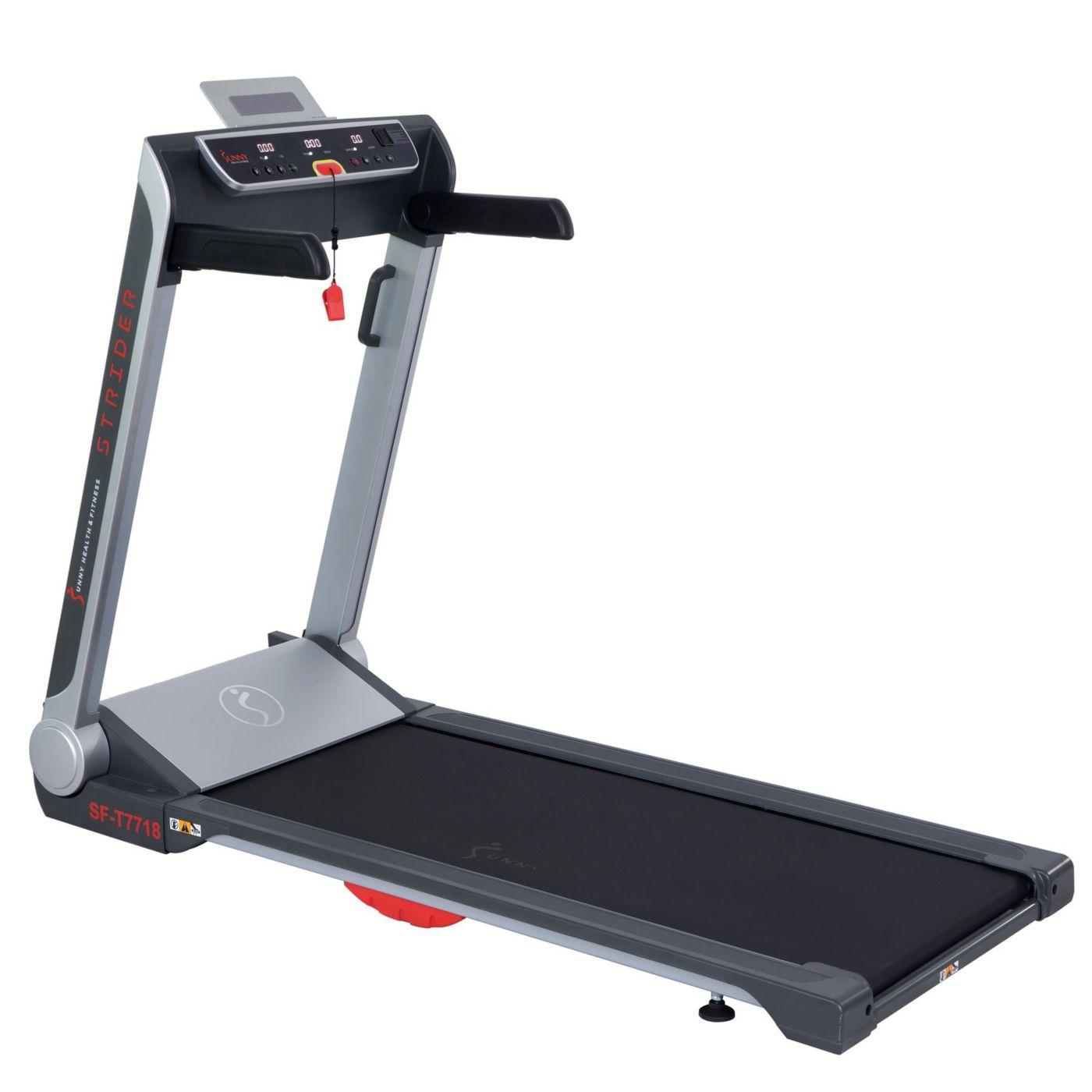 Sunny Health & Fitness SF-T7718 Motorized Folding Treadmill