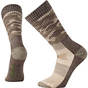 Smartwool Hunt Medium Camo Crew Socks