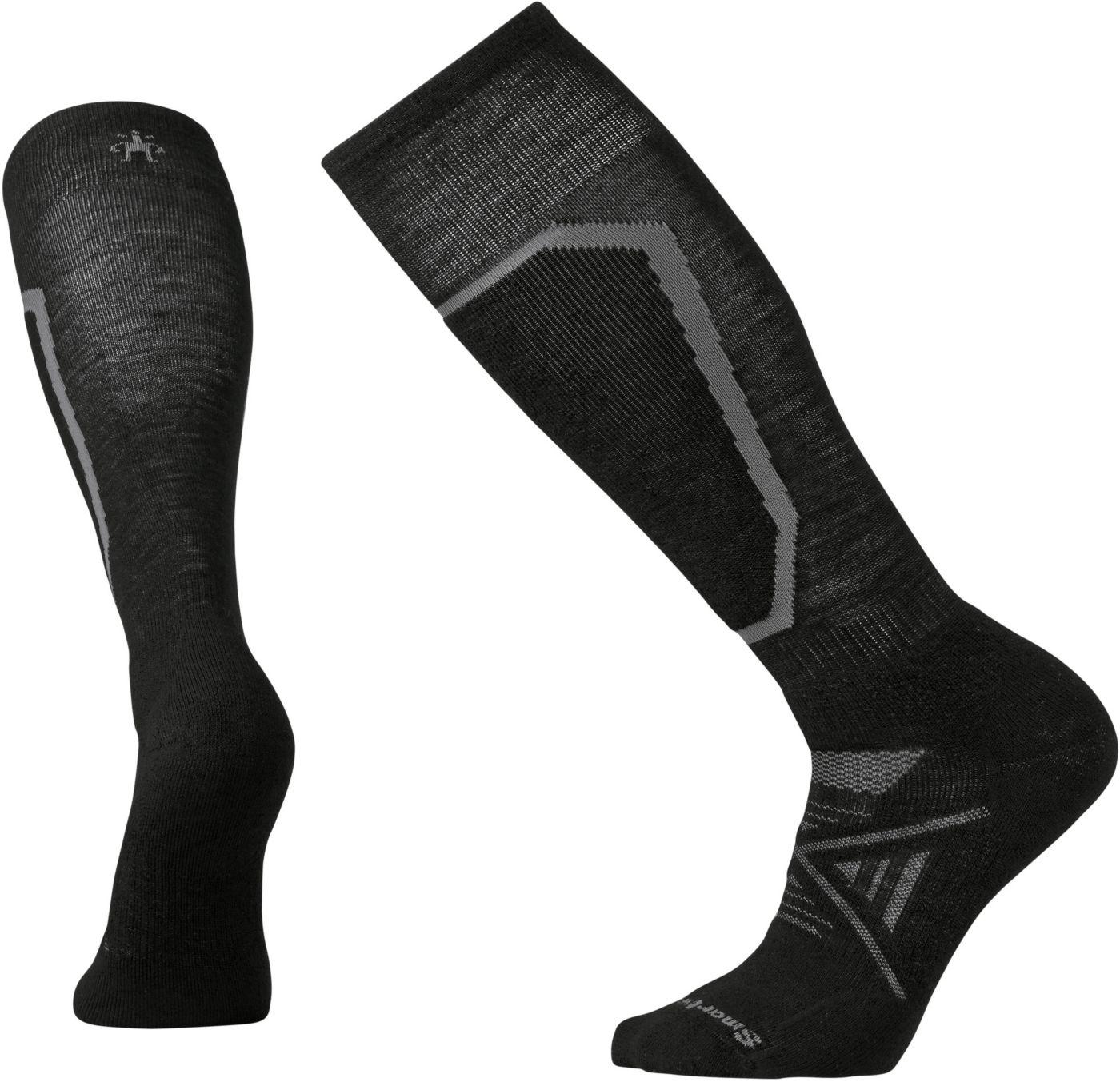 Smartwool Adult PhD Ski Medium Socks