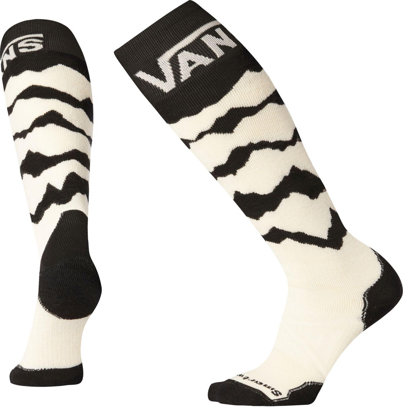 Smartwool Men's VANS Woodland Camp Print Socks