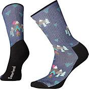Smartwool Women's Hike Light Stars Print Crew Socks