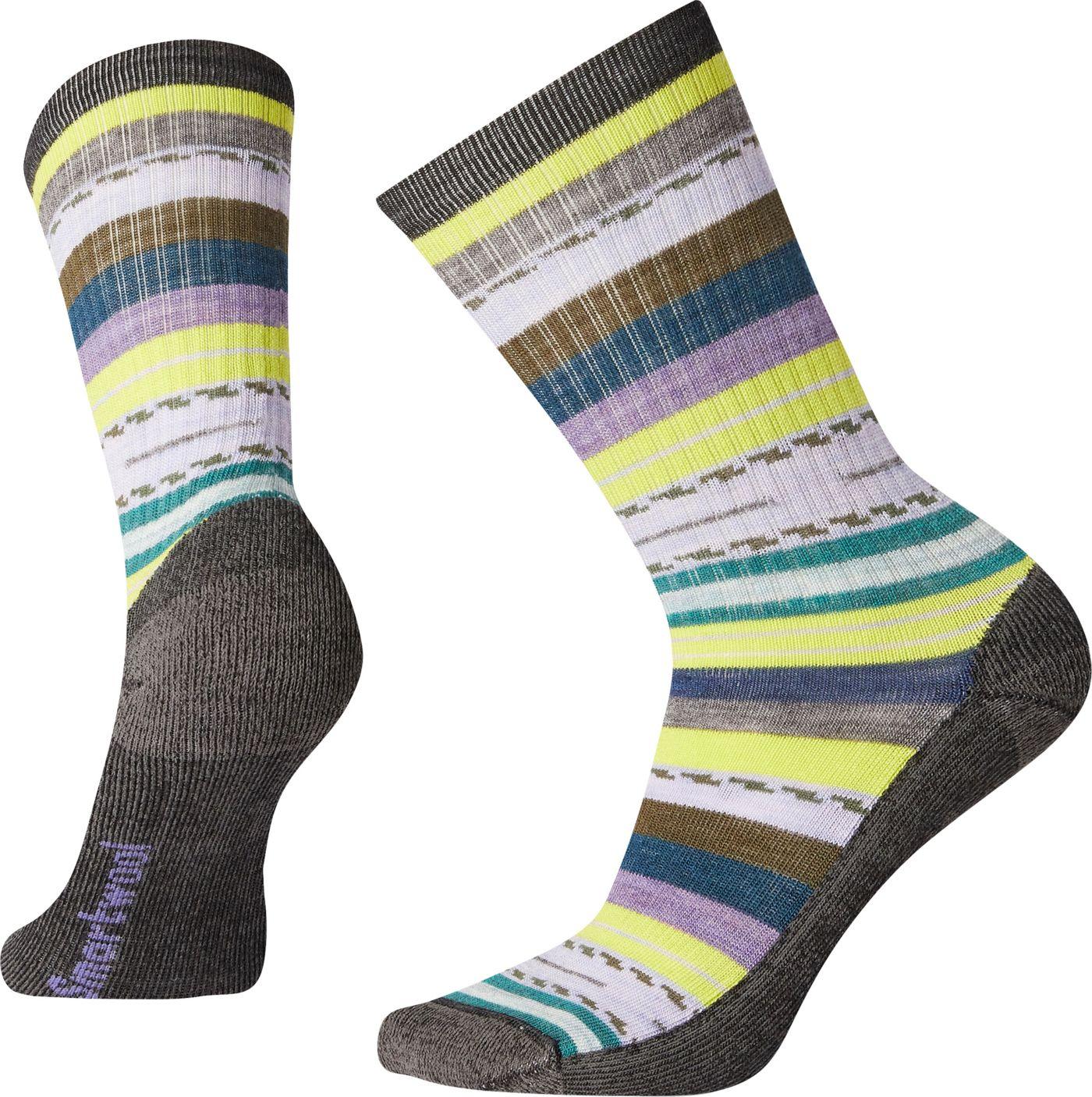 Smartwool Women's Margarita Hike Light Crew Socks