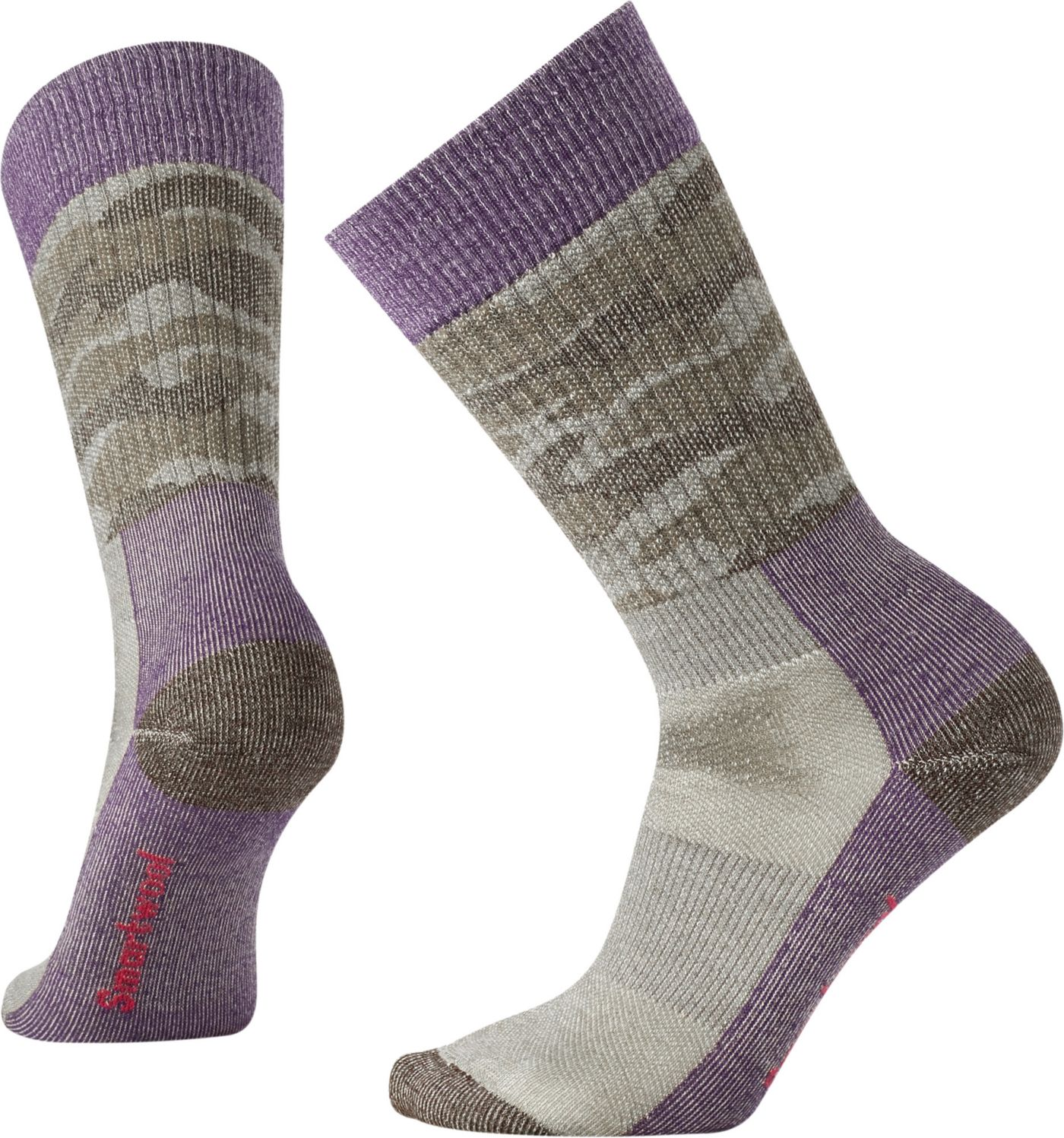 Smartwool Women's Hunt Camo Medium Crew Socks