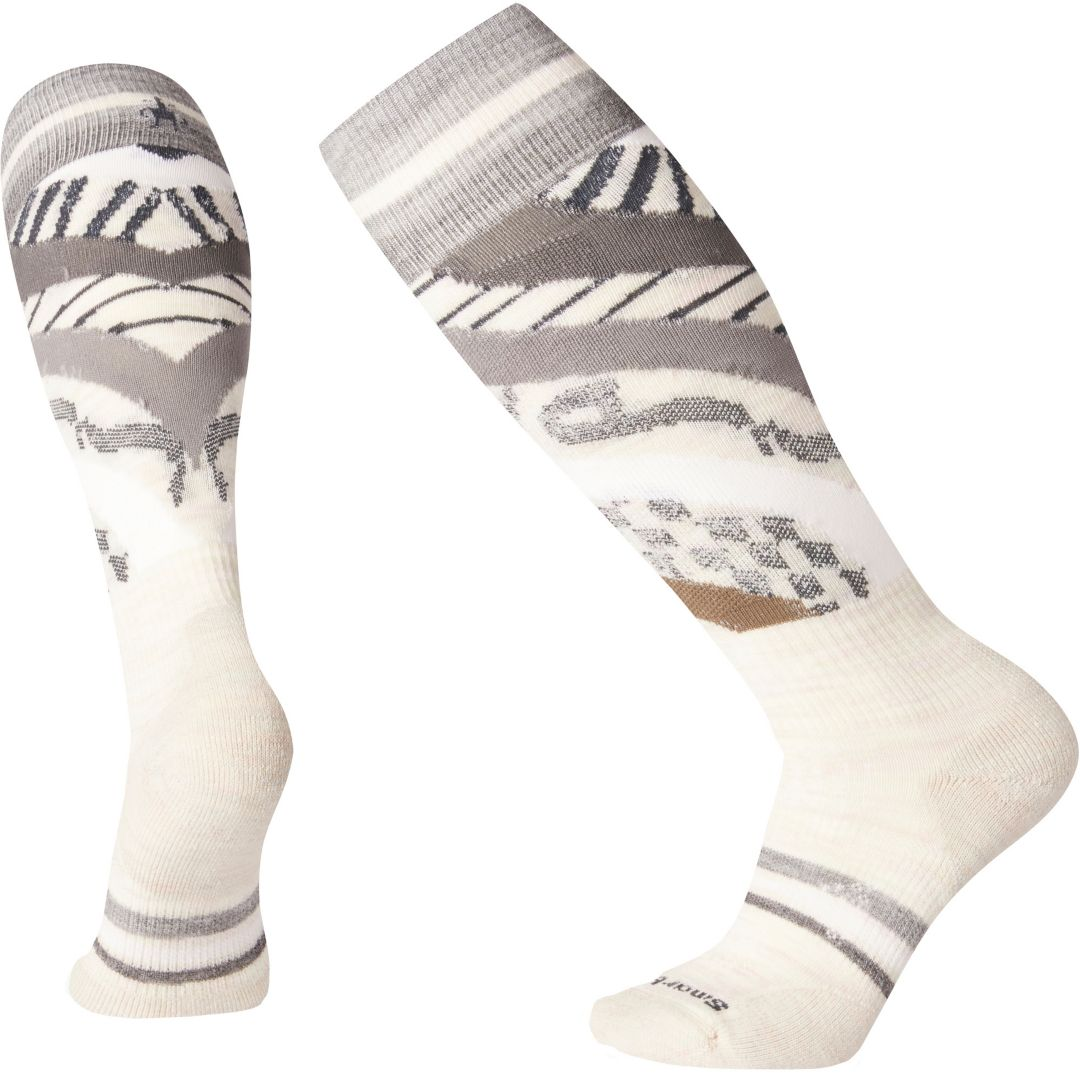Smartwool Women's PhD Ski Light Pattern Socks