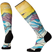 Smartwool Women's PhD Ski Light Elite Afterglow Socks