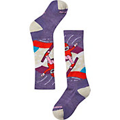 Smartwool Youth Wintersport Yetti Betty Over-the-Calf Socks