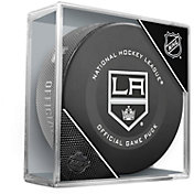 Sher-Wood Los Angeles Kings Autograph Puck