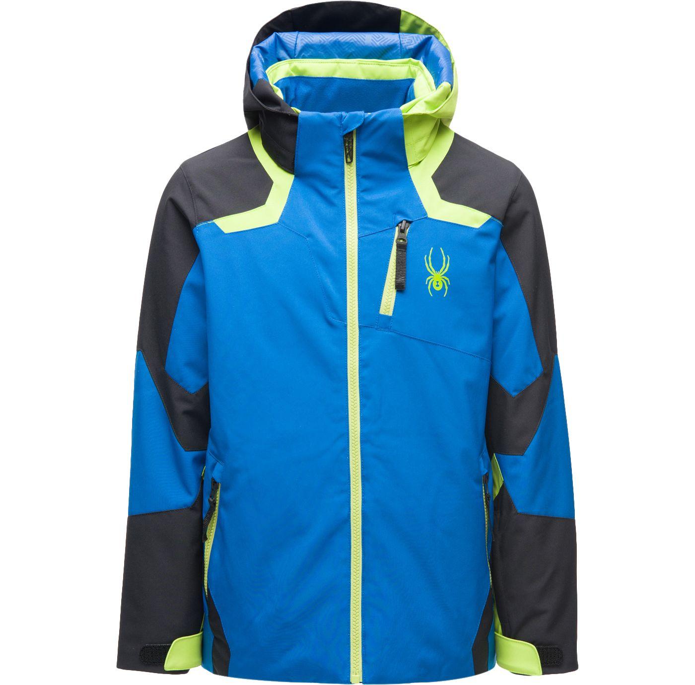Spyder Boys' Leader Ski Jacket