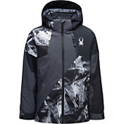 Spyder Boys' Ambush Ski Jacket