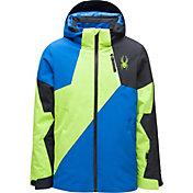 Spyder Boys' Ambush Ski Jacket
