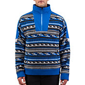 Spyder Men's Legacy GTX INFINIUM Lined Half Zip Sweater