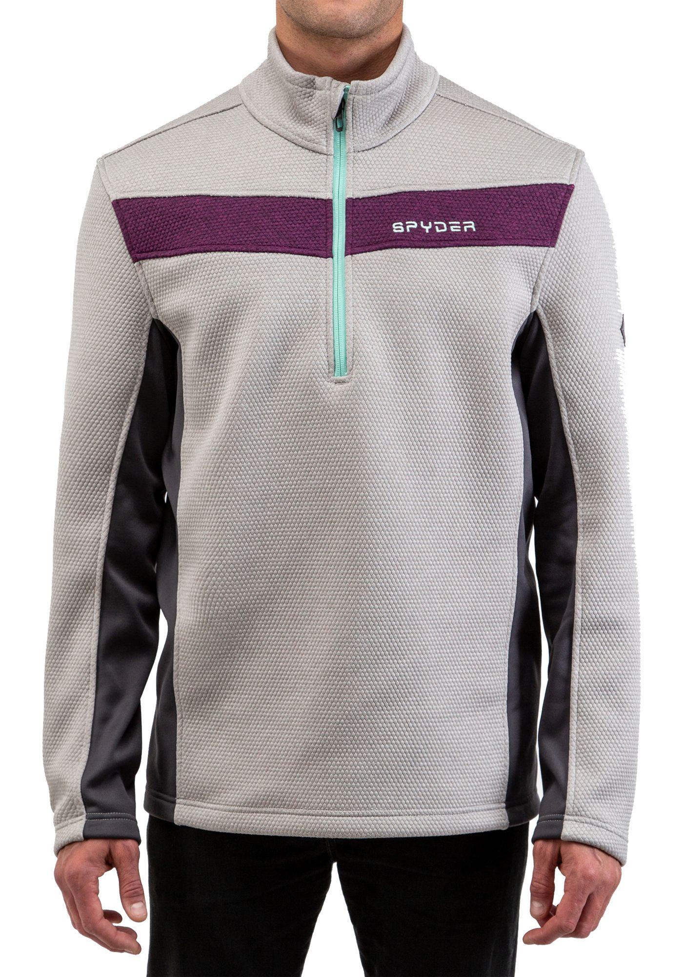 Spyder Men's Encore ½ Zip Fleece Jacket