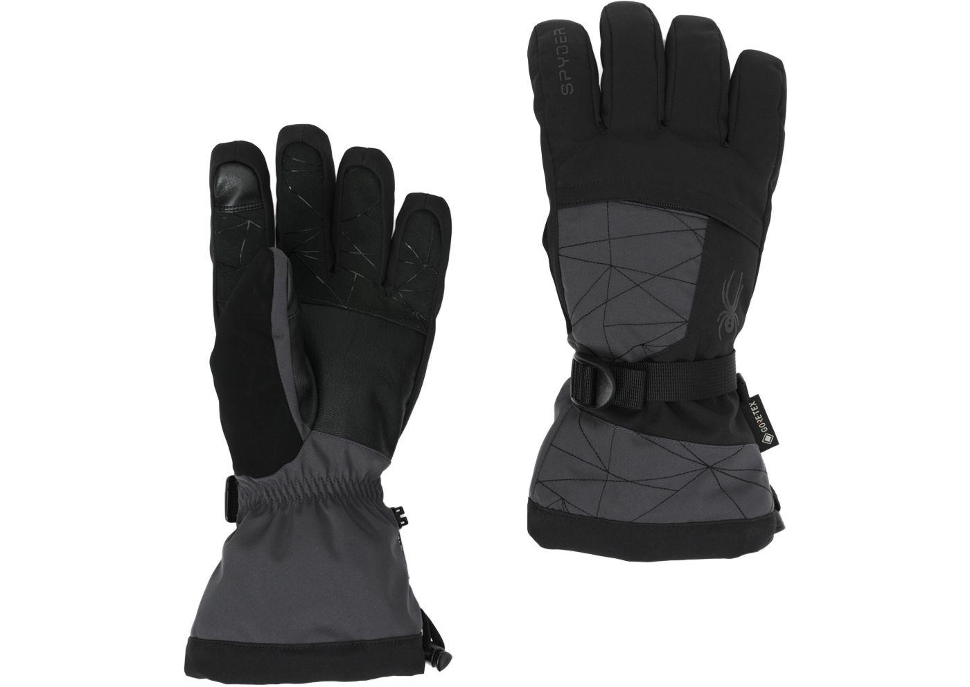 Spyder Men's Overweb GORE-TEX Gloves